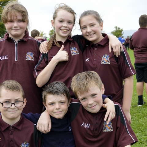 House X Country, Rugby & Netball 2018